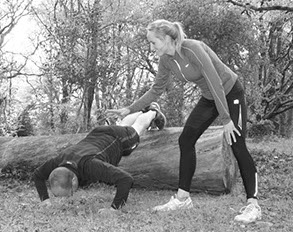 Image of Personal Training in the New Forest Hampshire with Wild Revive